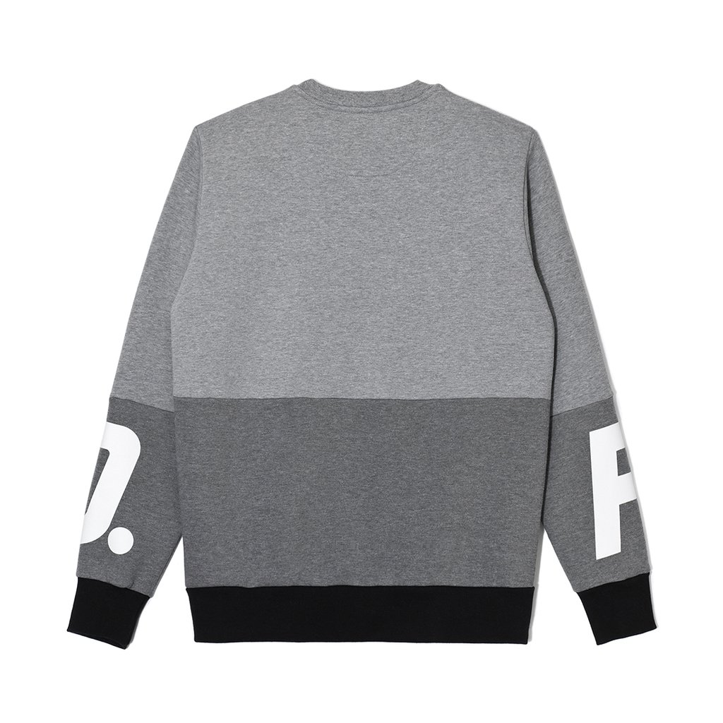 ALLEY MEDIUM HEATHER GREY