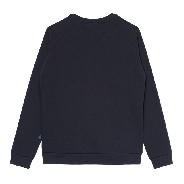 CREWNECK ANGLES NIGHT BLUE