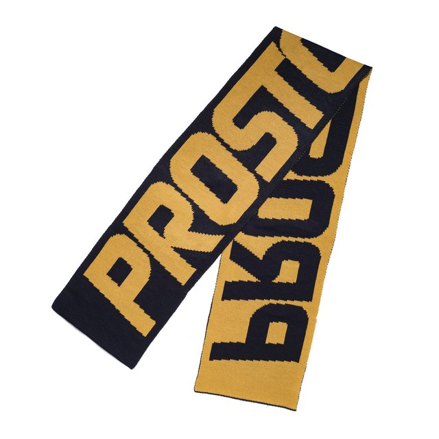 SCARF HOST DARK NAVY