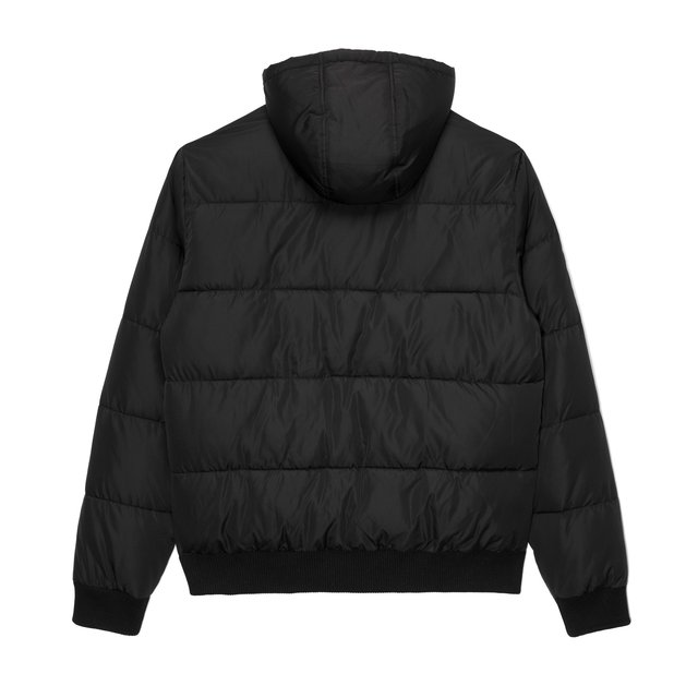 PUFF BOMBER BLACK