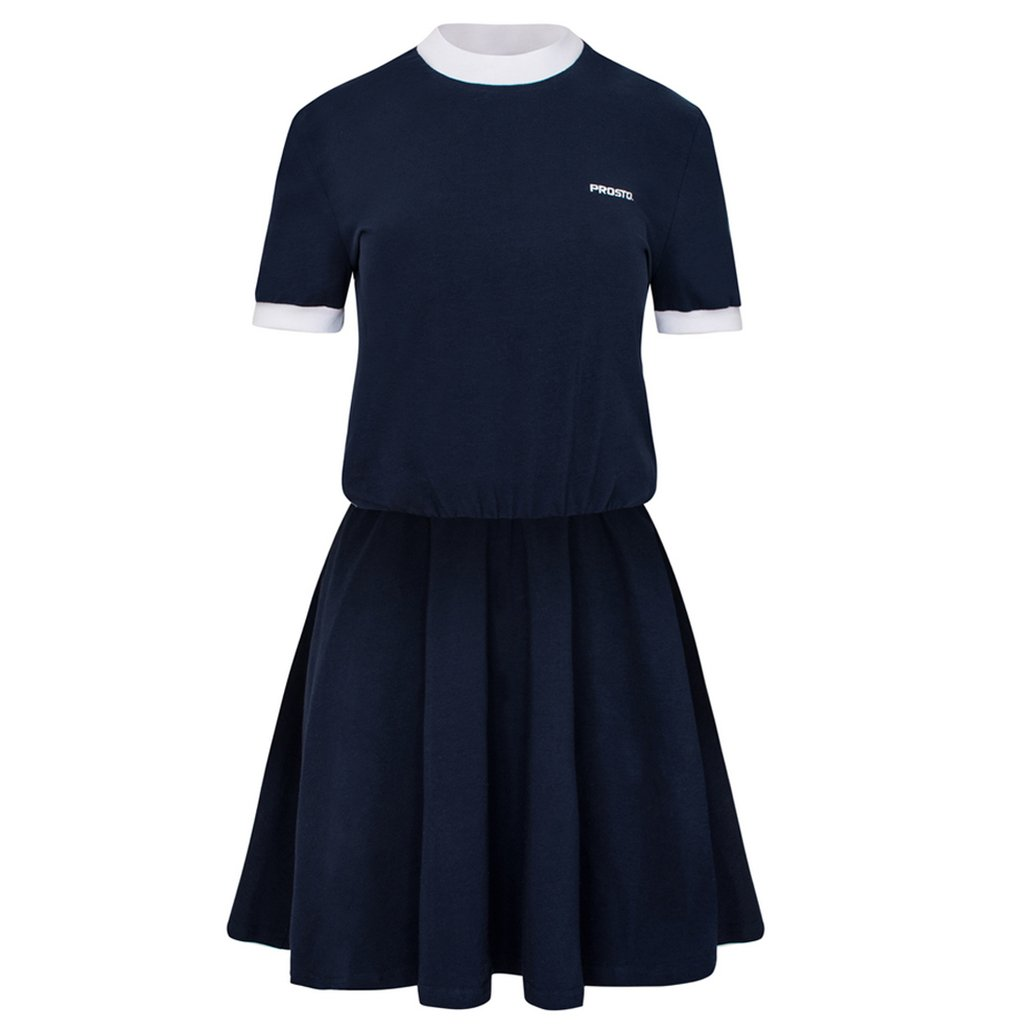SCHOOL DRESS NAVY