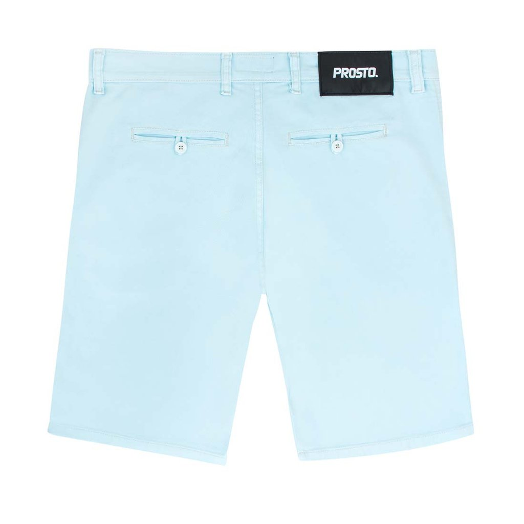 CHINO SHORTS ACID MINT
