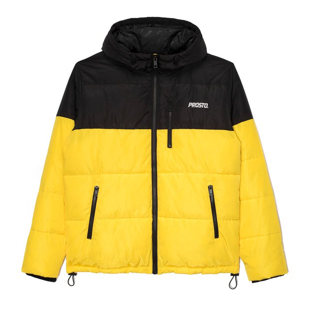 WINTER ADAMENT BLACK & YELLOW