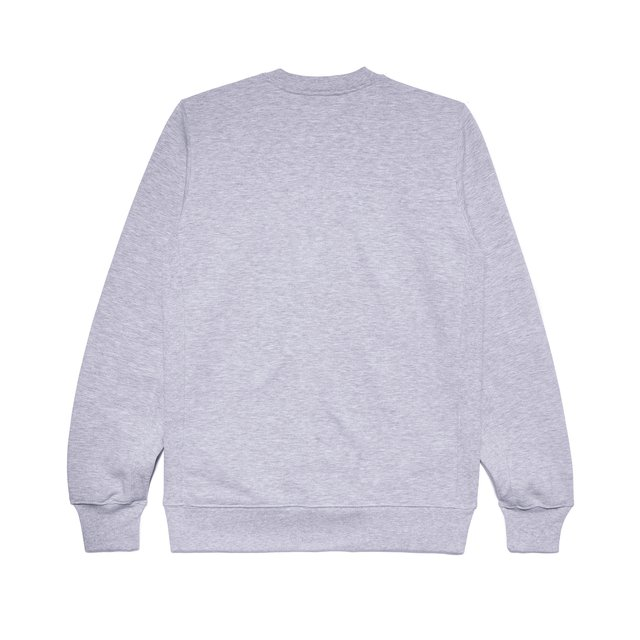 CREWNECK ESSENTIAL GREY