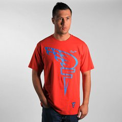 ST T-SHIRT TORCH RED