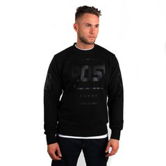 KL SWEATSHIRT WINDOWS BLACK
