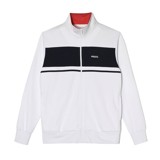 TRACKTOP FRANCE WHITE
