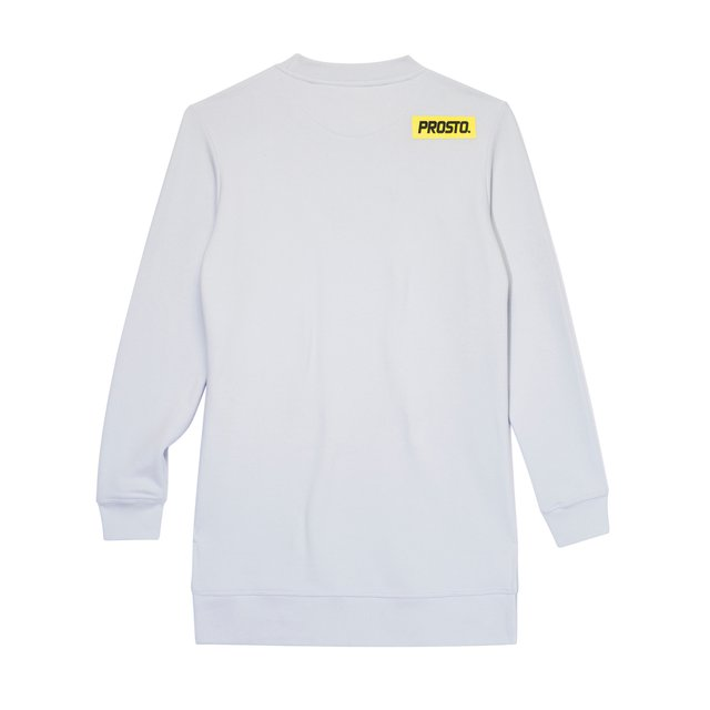 LONG CREWNECK GREY