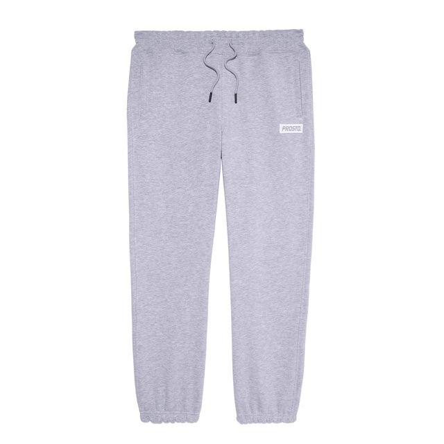 SWEATPANTS ESSENTIAL GREY