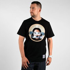 LA T-SHIRT CBM JHB BLACK