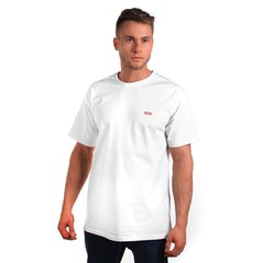 ST T-SHIRT BASIC TEE WHITE