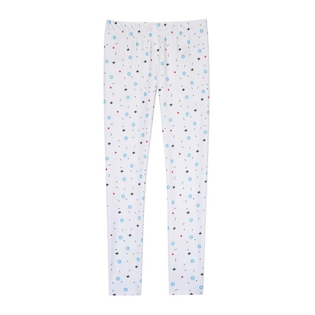 LEGGINS CANDY WHITE