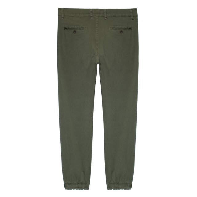 CHINO JOGGER SIDSHI OLIVE
