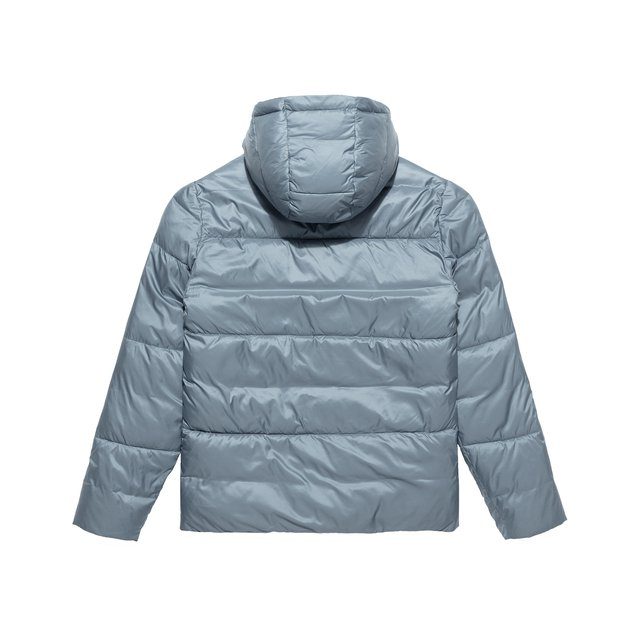 4F X PROSTO FAKE DOWN JACKET BLUE