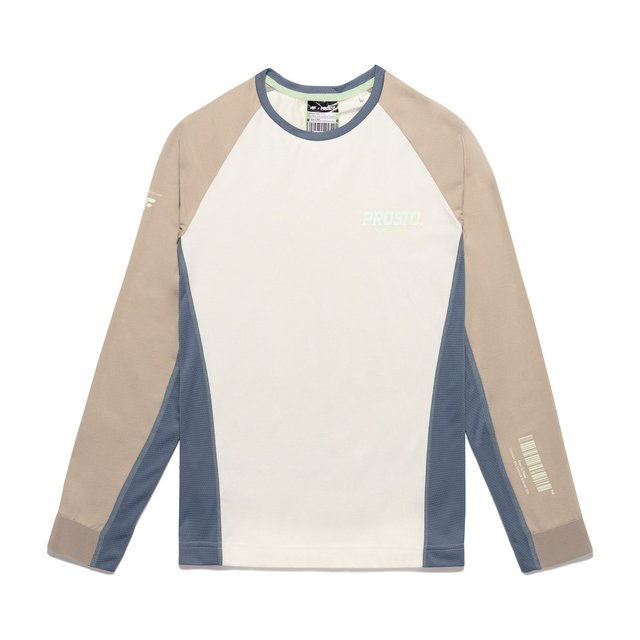 4F X PROSTO LONGSLEEVE COTTON WHITE