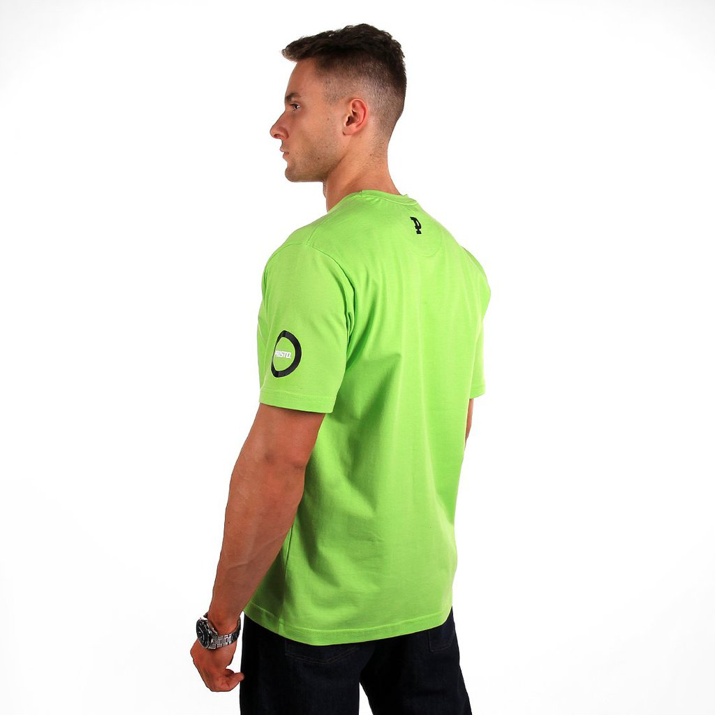 T-SHIRT PE FLUO GREEN