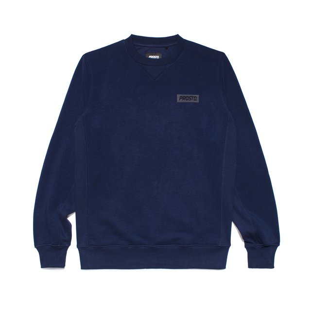 CREWNECK ESSENTIAL NAVY