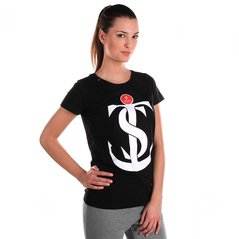F.ST TEE ANCHOR BLACK