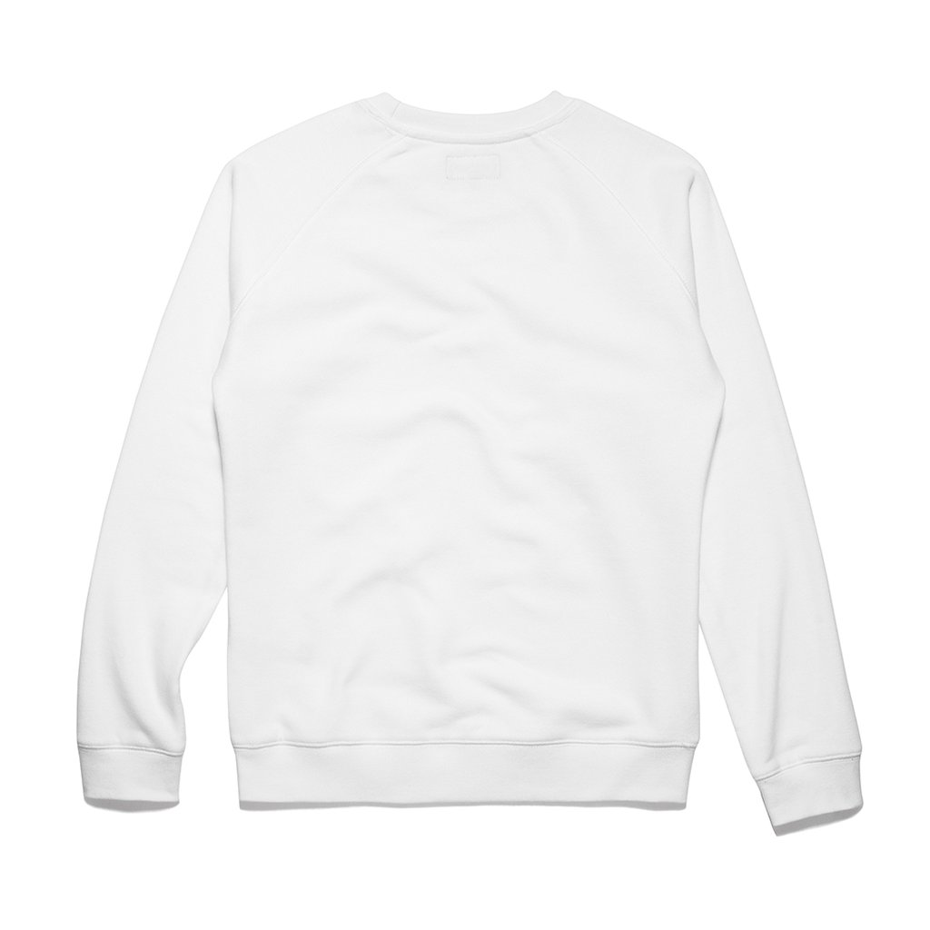 CREWNECK FATTY WHITE