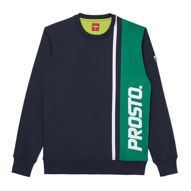 CREWNECK VOYAGER NIGHT BLUE
