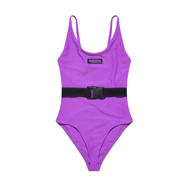 ONE PIECE SWIM BONDI LIGHT PURPLE