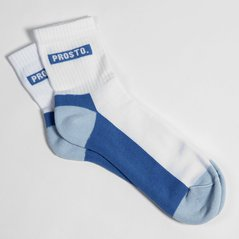 ST SOCKS BASIS DARK BLUE