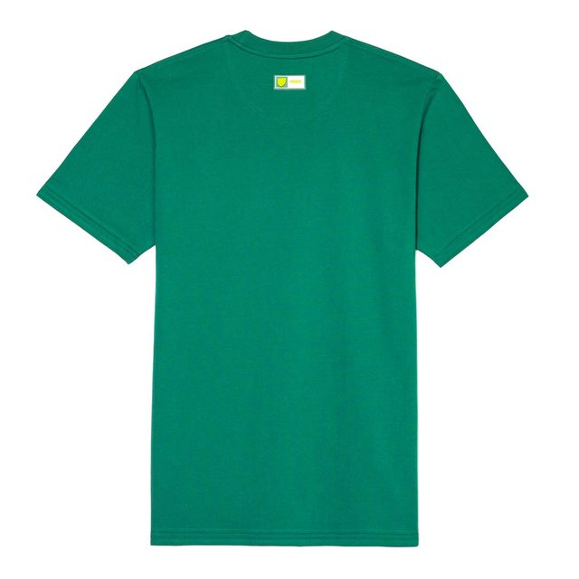 TSHIRT PALM SPRING GREEN