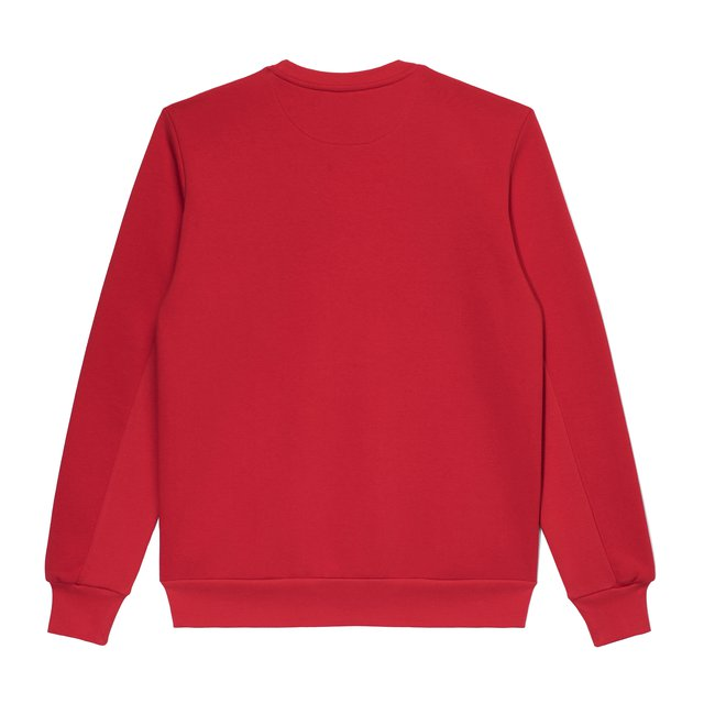 CREWNECK CLAZZIC RED