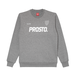 CREWNECK FANCLUB GREY