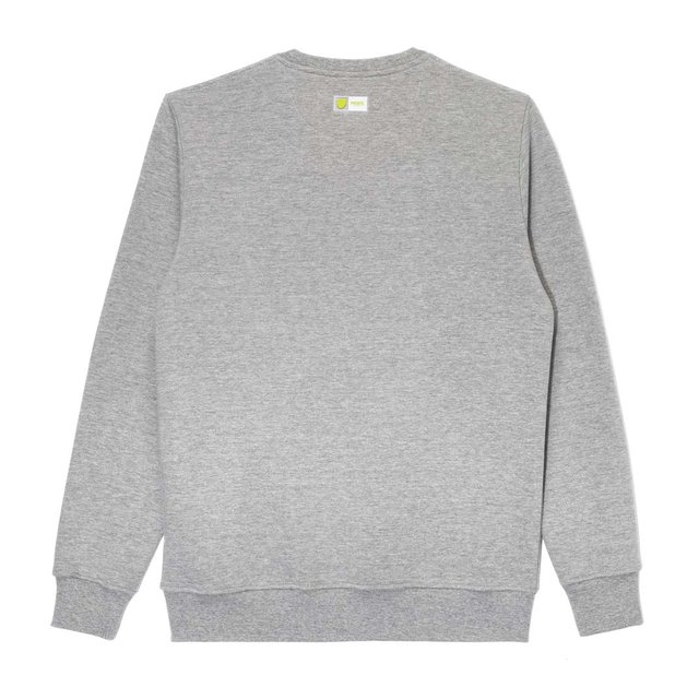 CREWNECK STREAM CONCRETE GREY