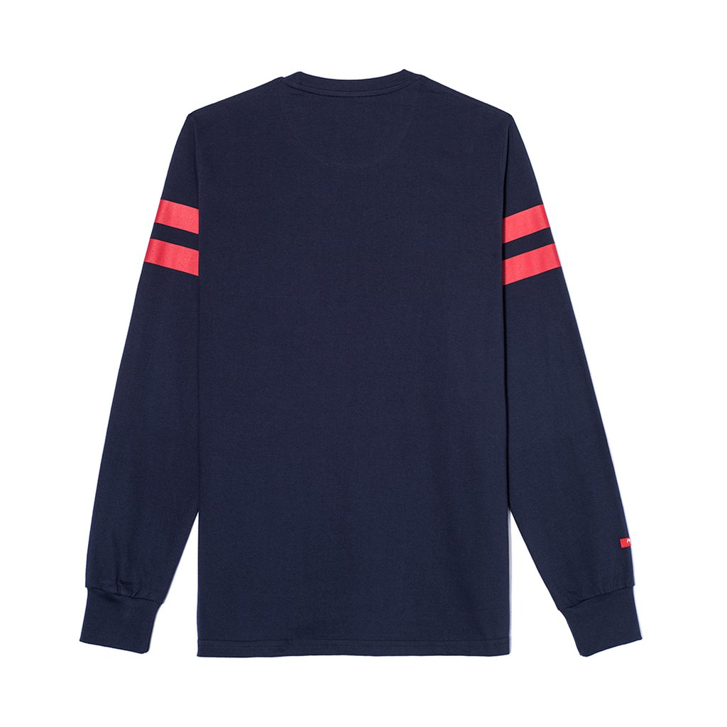 LONGSLEEVE STRIPED NAVY