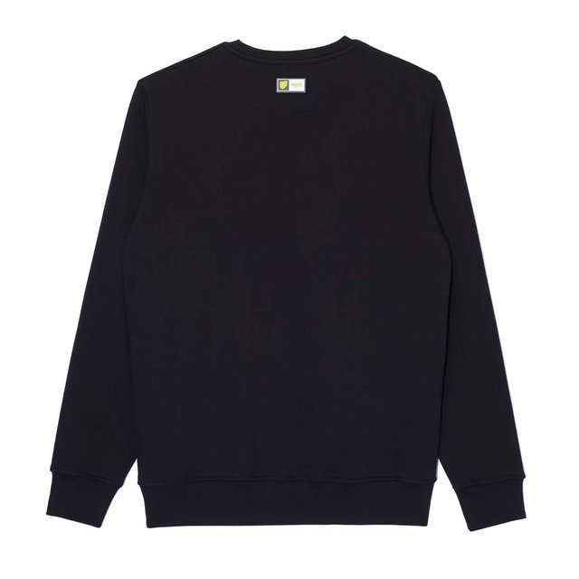 CREWNECK STREAM BLACK