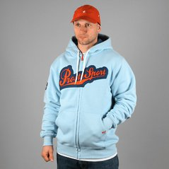 ST ZIPHOODY LAYER LIGHT BLUE