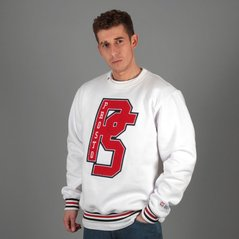 ST SWEATSHIRT START WHITE