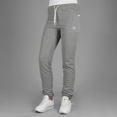 F.ST PANTS STRAIGHT MEDIUM HEATHER GREY