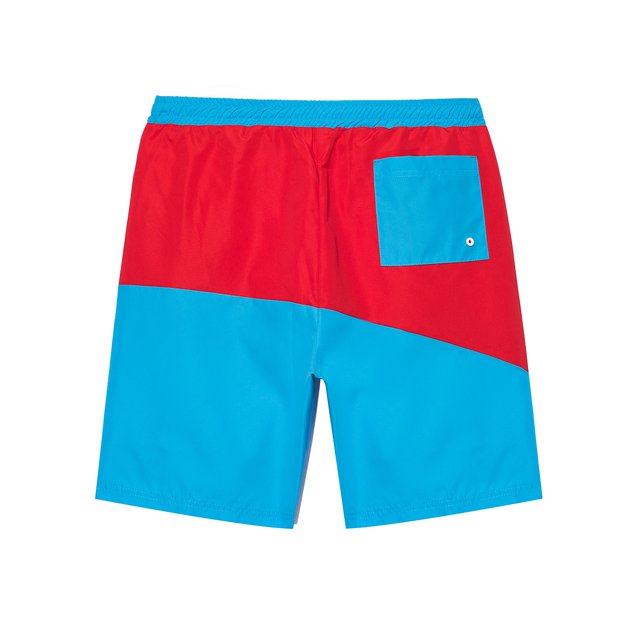 BOARDSHORTS PLAYA RED/BLUE