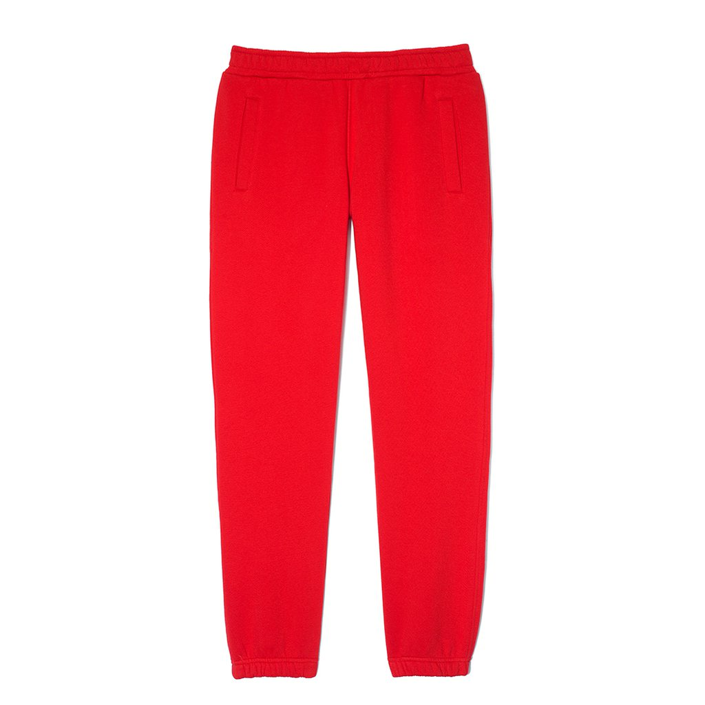 PANTS POCKET LOGO RED