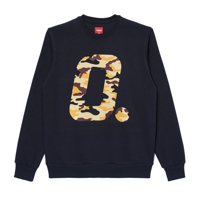 CREWNECK OMASH DARK NAVY