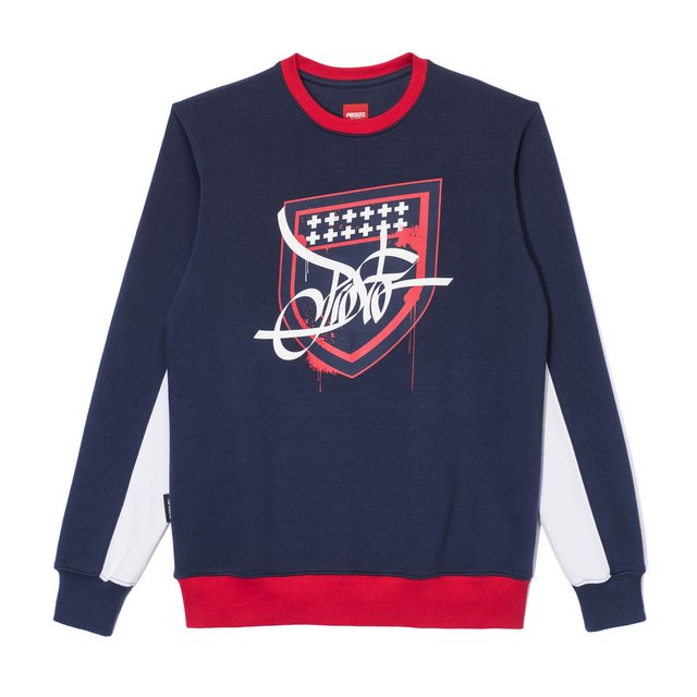 RETRO  TJT NAVY