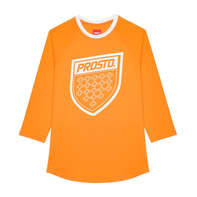 LONGSLEEVE HIPSHI ORANGE