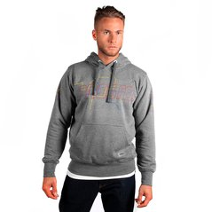 KL HOODY METRO MEDIUM HEATHER GREY