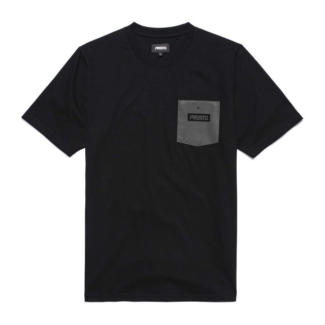 TSHIRT DETROIT BLACK