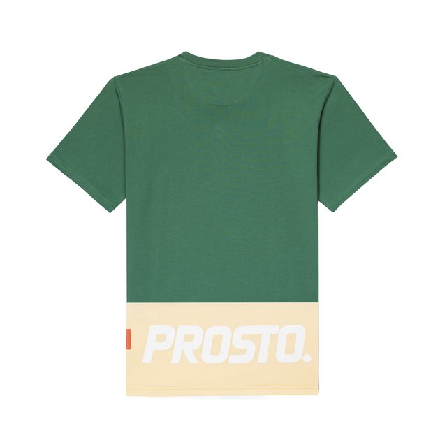 POSTCARD T-SHIRT DOR GREEN