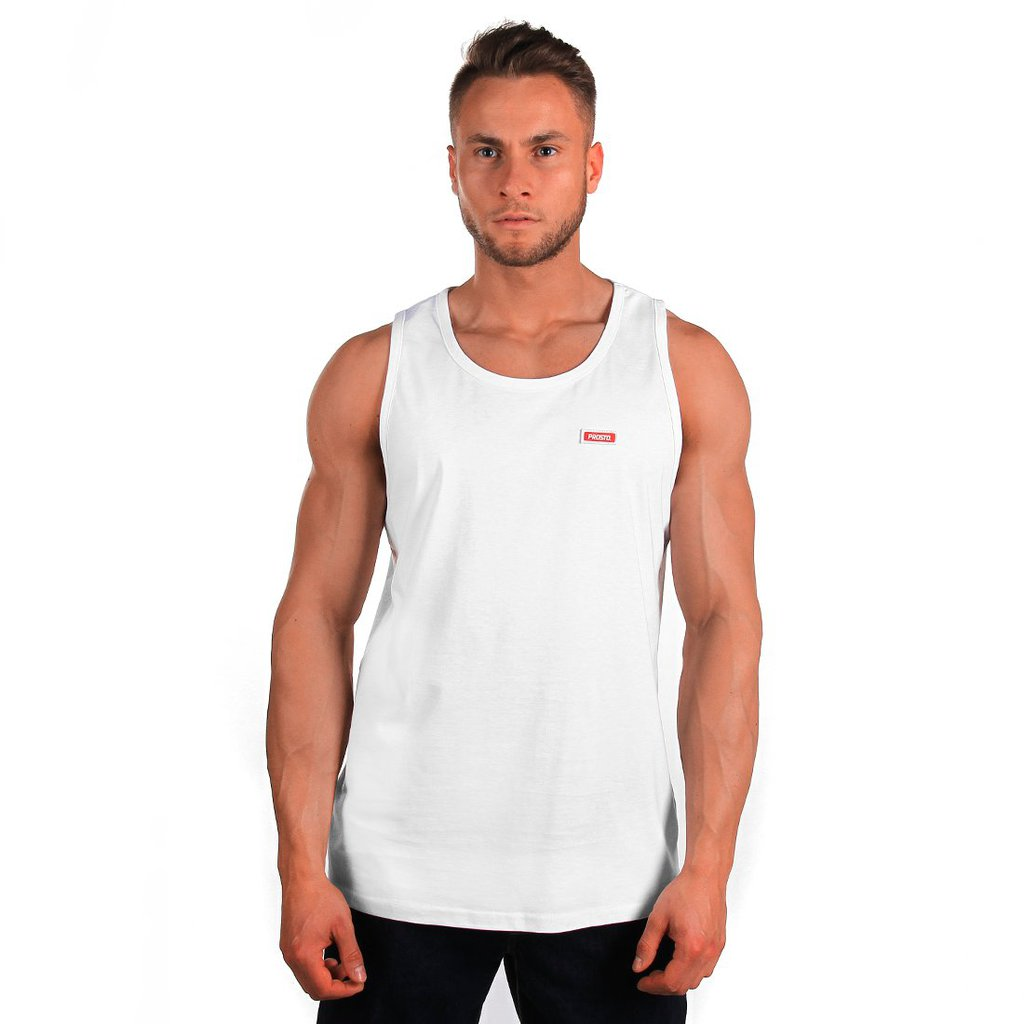 TANKTOP LOOSE WHITE