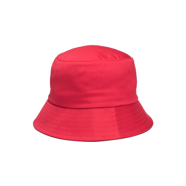 BUCKET HAT BIGLOGOZ RED