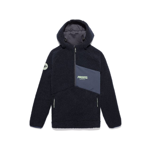 4F X PROSTO POLAR JACKET NAVY
