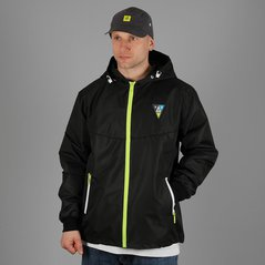 ST JACKET WINDRUNNER2 BLACK