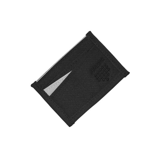 CARD HOLDER TRIANGLE BLACK