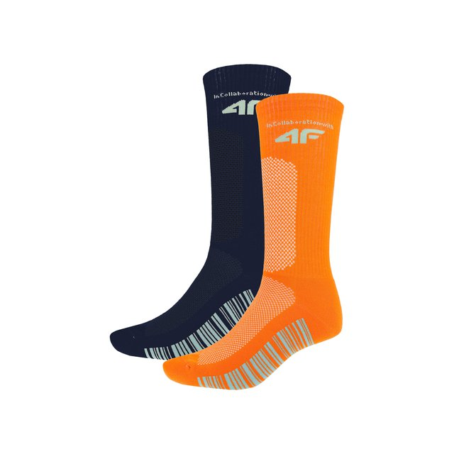 4F X PROSTO SOCKS 2-PACK MULTI