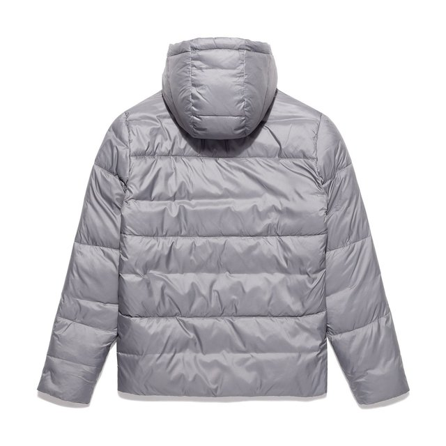 4F X PROSTO FAKE DOWN JACKET GREY